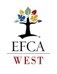 efca west logo